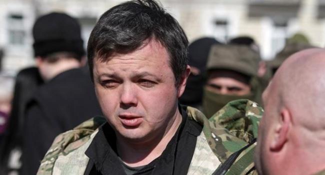Кирилл Сазонов: на третьем этапе блокады Семенченко и компания будут у сограждан кошельки в подворотнях отбирать
