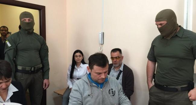 Фігурант справи Онищенка заарештований на2 місяці