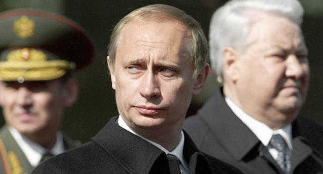 Политолог: Ельцин выбрал Путина только потому, что спился. На трезвую голову никак