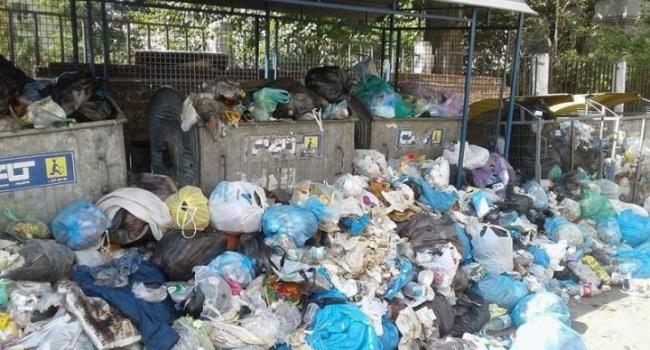Львів'яни почали самостійно прибирати сміття