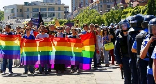 Напередодні Маршу рівності сайт ЛГБТ-руху зламали зпогрозами