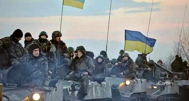В Украине признают народным героем того, кто принесет в страну мир, - военный эксперт