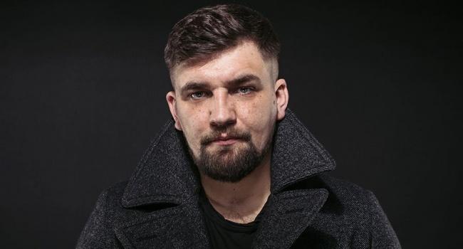 Російський репер після гастролей уКриму виступив уКиєві