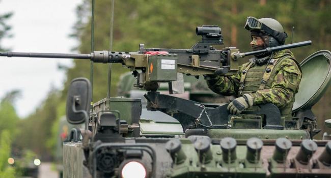Сили НАТО провели навчання за сценарієм російської агресії