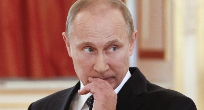 Ейдман: обмовки Путіна свідчать про серйозні проблеми в психосексуальній сфері