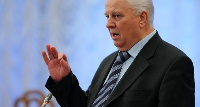 Кравчук: бевиз с ЕС – это хорошо, но от России этим не оторвешься