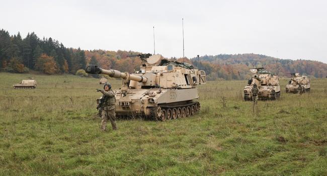 На території Латвії розпочав діяти батальйон НАТО для стримування Росії