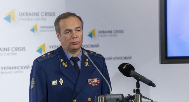 Генерал розповів, що готує влада на зміну формату АТО