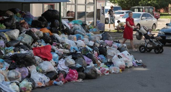 Зубко засекретив місце, куди вивозитимуть сміття зі Львова