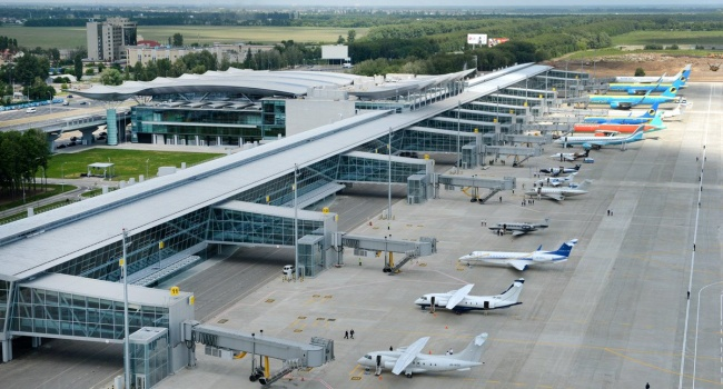 Німецький лоукостер Eurowings планує зайти вУкраїну знаступного року