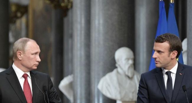 Макрон уже предупредил Путина, что ему не удастся в очередной раз уйти от «Нормандского формата», – эксперт