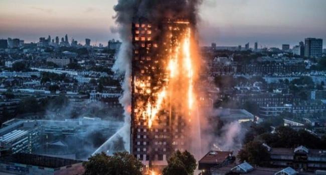Размещены официальные причины трагедии вGrenfell Tower— Непроводка