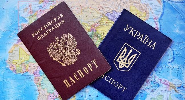 Россияне захотели визовый режим с Украиной