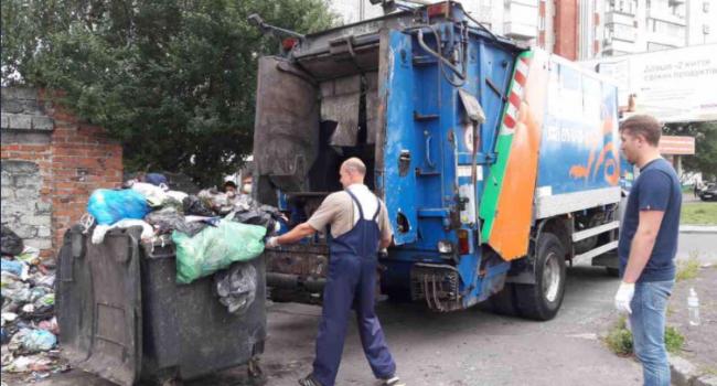 Міськрада Львова поділилася результатами першого для вивезення сміття з міста