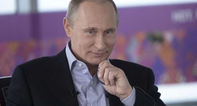 Путін навідався на Кримський півострів