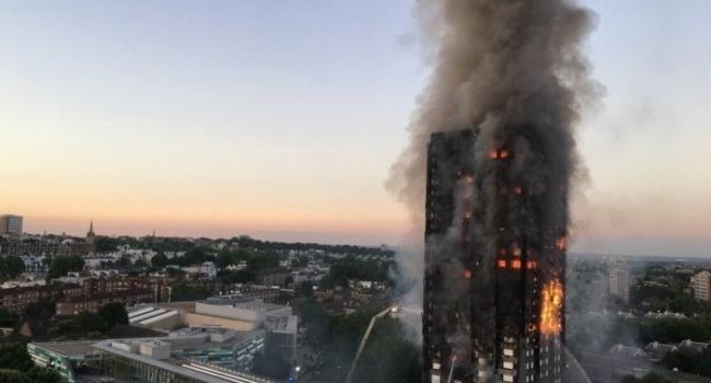 ВАнглії 27 багатоповерхівок не відповідають вимогам пожежної безпеки