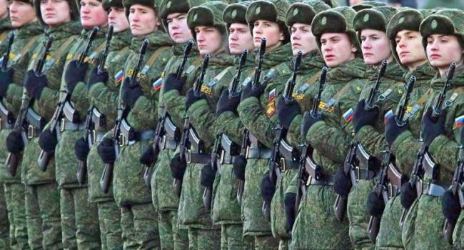 Міноборони Росії: уКриму військкомати викликали наслужбу понад 1,7 тисячі людей