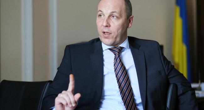 Робота над законопроектом про ОРДЛО завершиться унайближчі тижні - Парубій