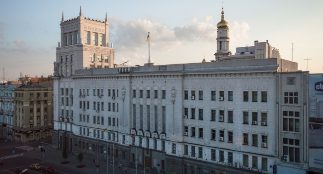 УХарківській міськраді проходить обшук врамках справи про виділення землі