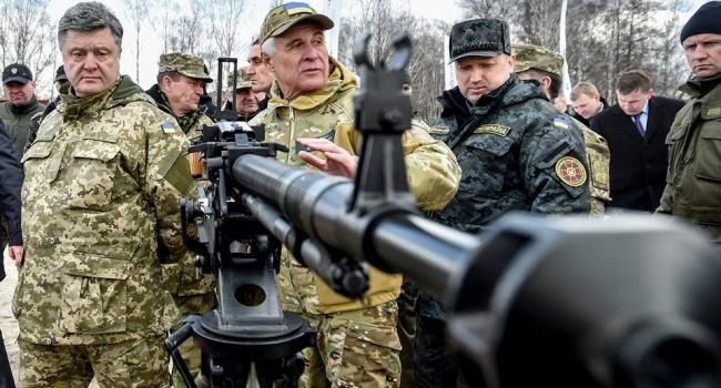 Вооруженные силы Украины признали одними из самых мощных в мире