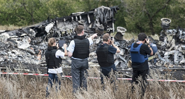 Без Российской Федерации : трибунал посбитому MH17 могут собрать вНидерландах