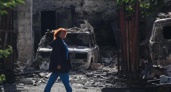 ЗМІ: Росія готується анексувати російськомовні частини України