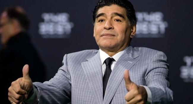 Марадона пожелал стать гражданином РФ