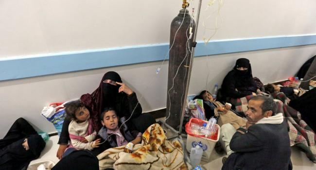 Эпидемия холеры вЙемене унесла жизни 1500 человек
