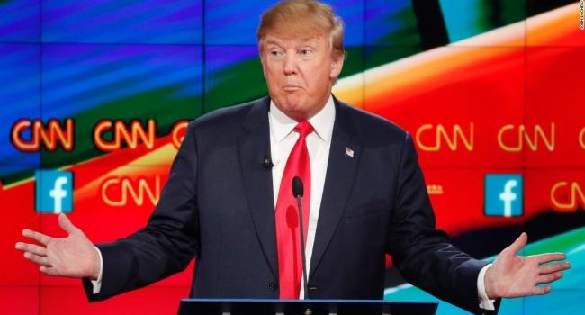 Трамп предложил переименовать CNN в«мошеннические новости»