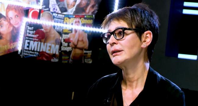 Ірина Хакамада: згадайте мої слова – через 15 років Росії не буде