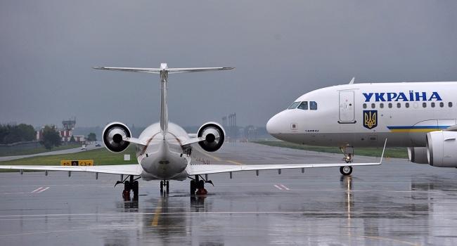Борисполь будет развиваться как хабовый аэропорт— Рябикин