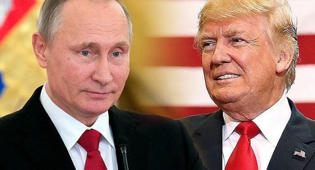 ЗМІ дізналися про деталі зустрічі Трампа і Путіна