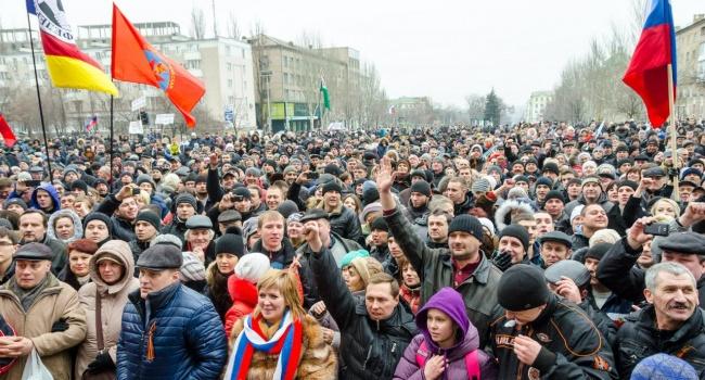 Жители Донбасса сильно удивили ответом на вопрос о виновных в войне на Донбассе