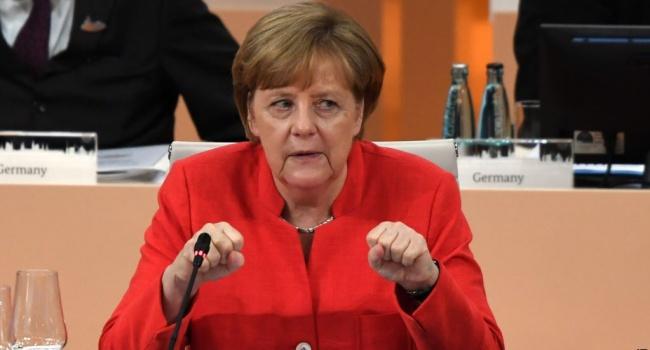 Стало известно, очем договорились Меркель, Макрон иПутин насаммите G20