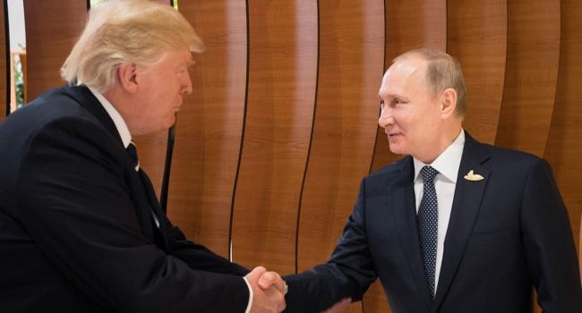 «Він люто заперечував»: Трамп розповів, якдвічі сильно натиснув наПутіна