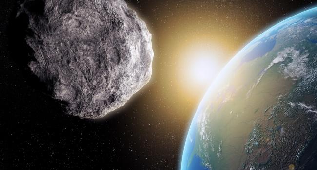 Ученые в 2017 году к Земле приблизится почти тысяча опасных астероидов
