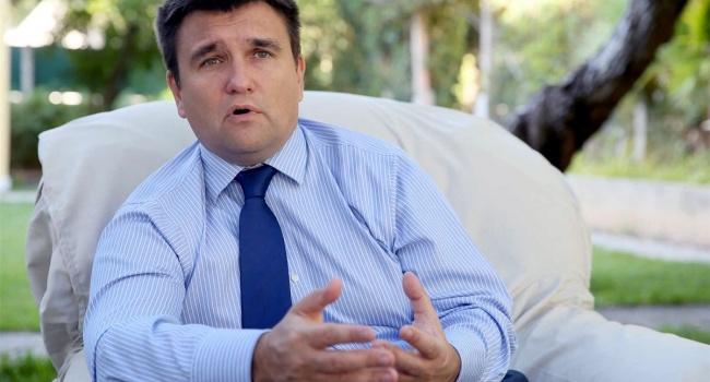 Климкин обратился с заявлением к украинцам, собирающимся поехать в Египет