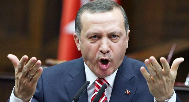 Президент Туреччини знову заговорив про смертну кару