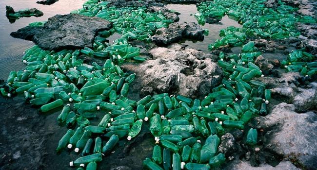 В Тихом океане найдена «свалка» пластикового мусора
