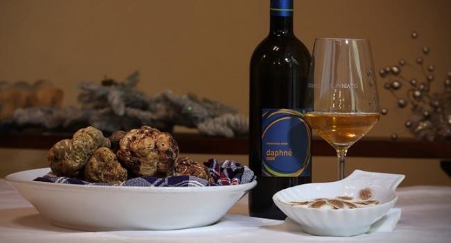 Нетолько лишь улитки. Украина желает экспортировать вЕС вино итрюфели