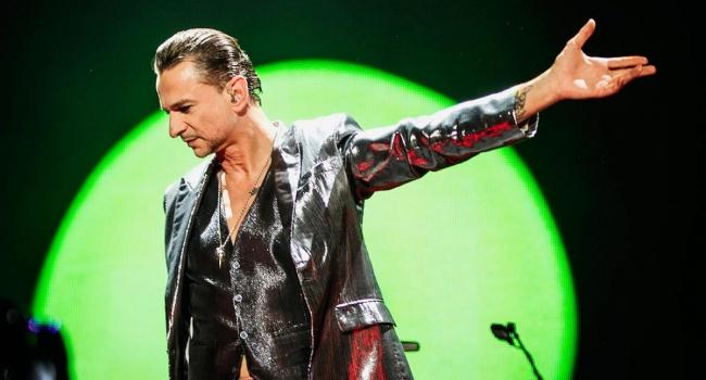 Вокаліста Depeche Mode госпіталізували у Мінську