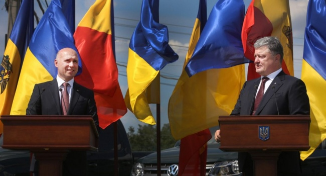 Порошенко пообіцяв повернути Молдові Придністров'я