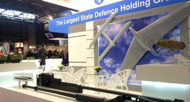 «Укроборонпром» увеличил экспорт вооружения на25%