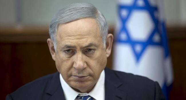 Нетаньяху раскритиковал политикуЕС вотношении Израиля