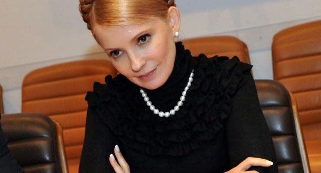 НАЗК почало повну перевірку декларації Тимошенко