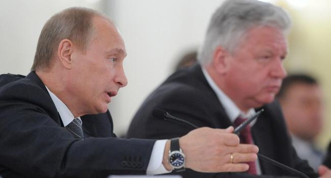Песков о реализованных нааукционе «часах Путина»: клиента жалко