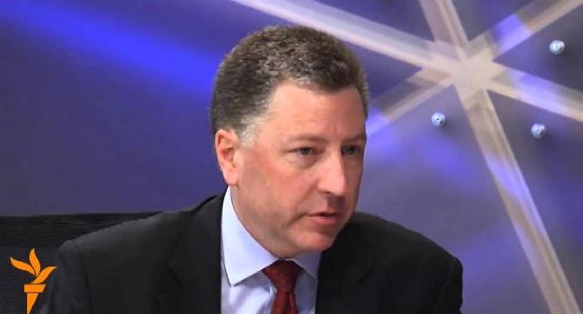 Спецпредставник США погодився, щорезультатом конфлікту наДонбасі є агресіяРФ