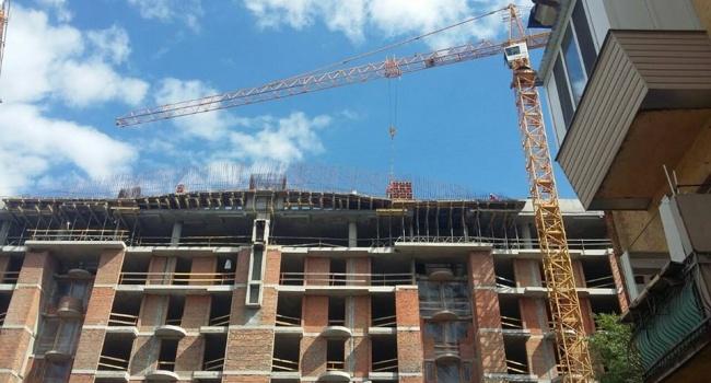 Жилищное строительство в Украине возросло на 25 процентов