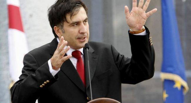 Саакашвілі осяде вКиєві без громадянства
