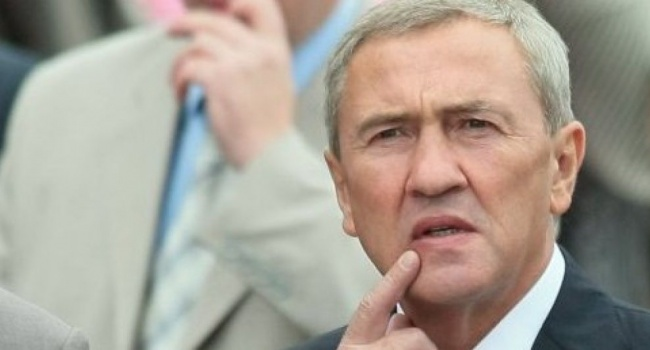 Черновецький відреагував наоголошення врозшук